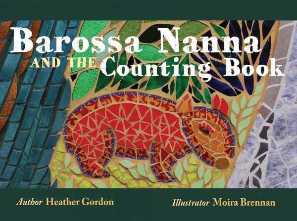 Barossa Nanna and the Counting Book - Bushland Mosaic